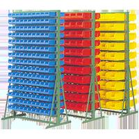 Пластиковые ящики и стойки